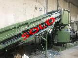 Used Erema RGA 100 SG Recycling Repelletizing line