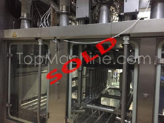 Used Stork Asep Tec 812 Beverages & Liquids Non-Carbonated Soft Drinks filling