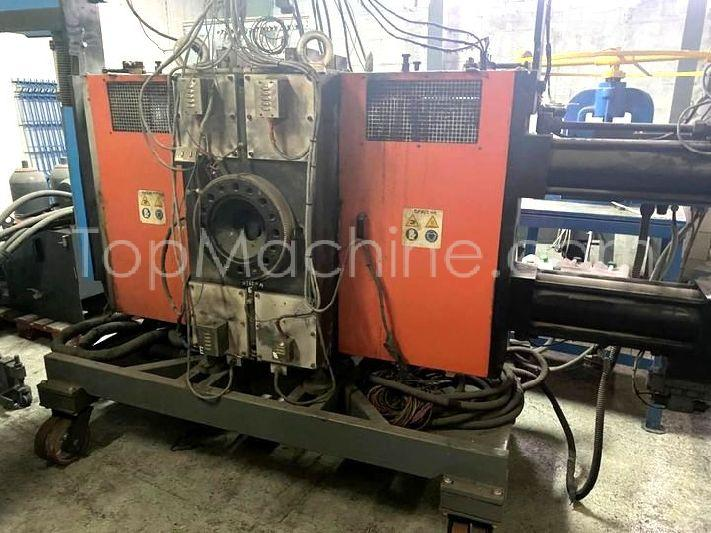Used BD Plast Cafi 160 250 4 Recycling Pelletizers & filters