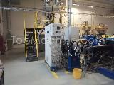 Used Commodore 100-130 Thermoforming & Sheet Sheet extrusion lines