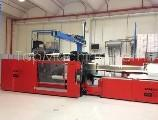 Used Negri Bossi VH2000 Injection Moulding Clamping force 1000 T +
