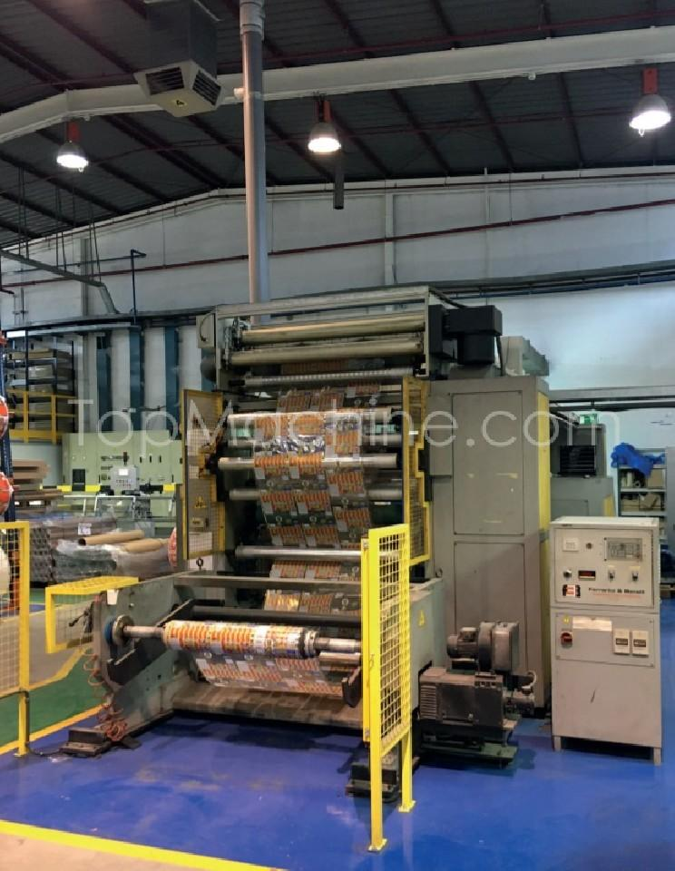 Used Flexotecnica Lampros Film & Print Lamination