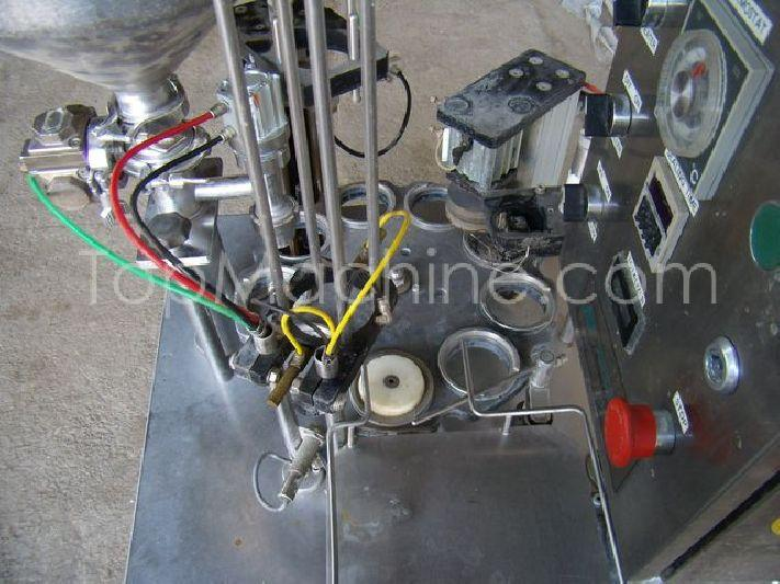 Used Pack Line Ltd NB 070 Dairy & Juices Cup Fill & Seal