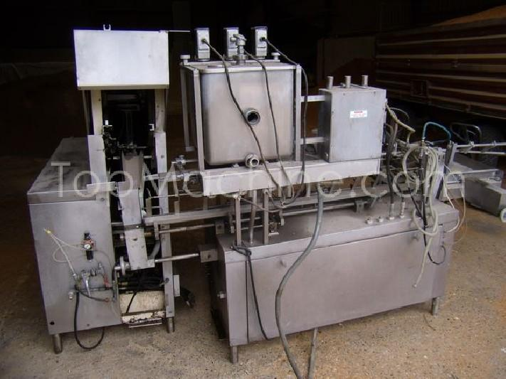 Used Seal-0- Matic 340 U Dairy & Juices Carton filling