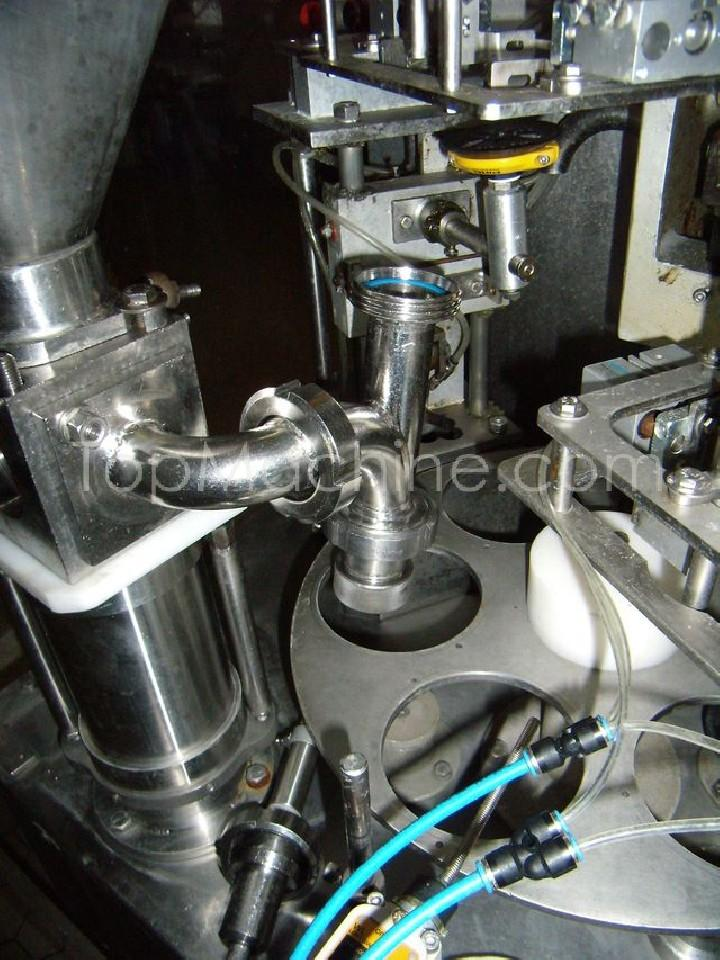 Used GASTI 1000 Dairy & Juices Cup Fill & Seal