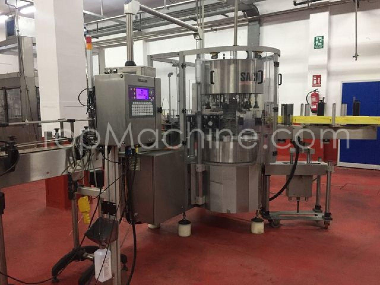 Used Sacmi Pakim 600 H3 S11 CECE Beverages & Liquids Labeller