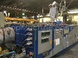 Used Weber DS 15.22 Extrusion PVC extruder