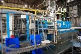 Used Italtech BS 700 ST/5200 Injection Moulding Clamping force up to 1000 T