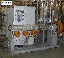 Used Battenfeld 1-75-25B Extrusion PE/PP pipe line