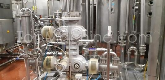 Used Krones Bloc 55-80 Beverages & Liquids Carbonated filling