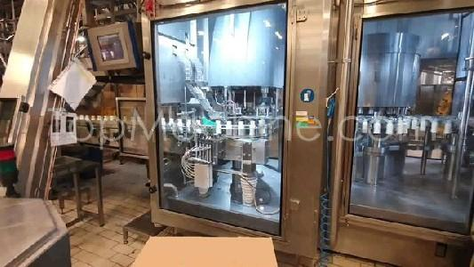Used Serac R30T30E15/1080 Dairy & Juices Bottle Filling