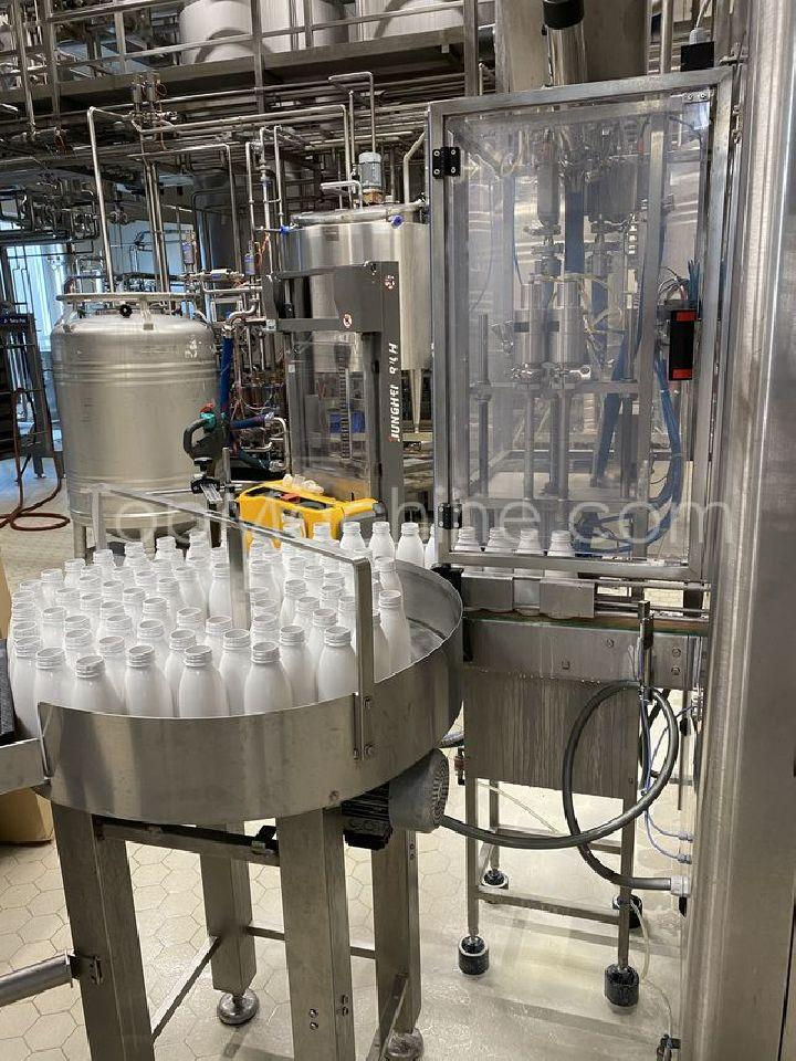 Used Kompass Starone PF PK+ DOS Dairy & Juices Bottle Filling