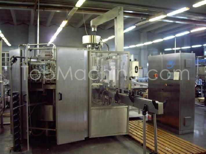 Used AVE U IS 40-40-8 Beverages & Liquids Carbonated filling