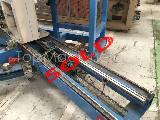 Used Widos RS 630 Extrusion Pipe saw