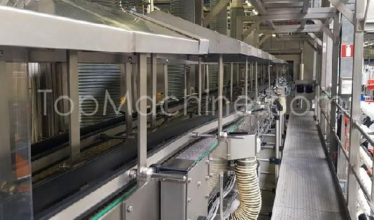 Used Stork Aseptec 1212 Beverages & Liquids Non-Carbonated Soft Drinks filling