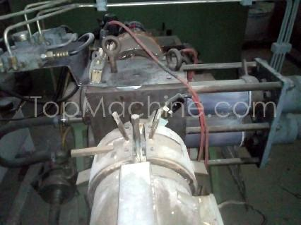 Used Reifenhäuser RH 801-1-100-30 Recycling Repelletizing line