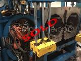 Used IPM BA400F RS Extrusion Belling machine