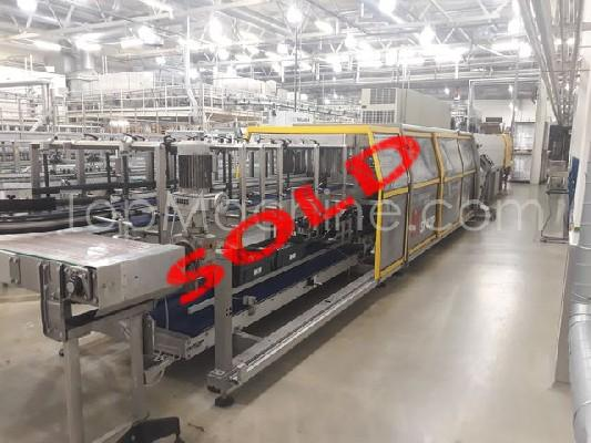 Used SMI SK 452 P Beverages & Liquids Shrink wrapper