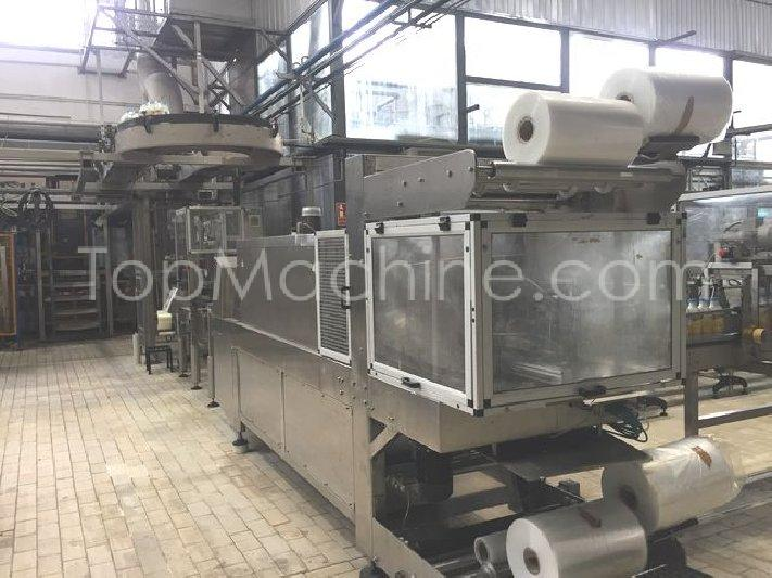 Used Zorpack ZEA 90 Food Packing, Shrink wrapper