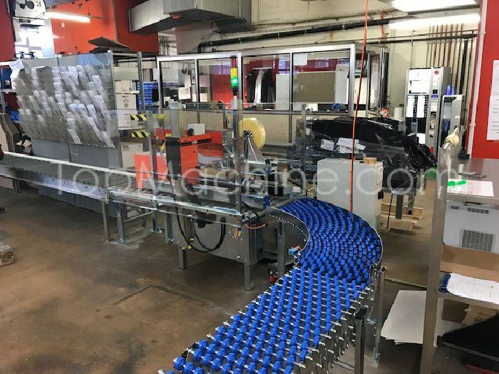 Used Soco System BE 2300 ATSL Dairy & Juices Packaging