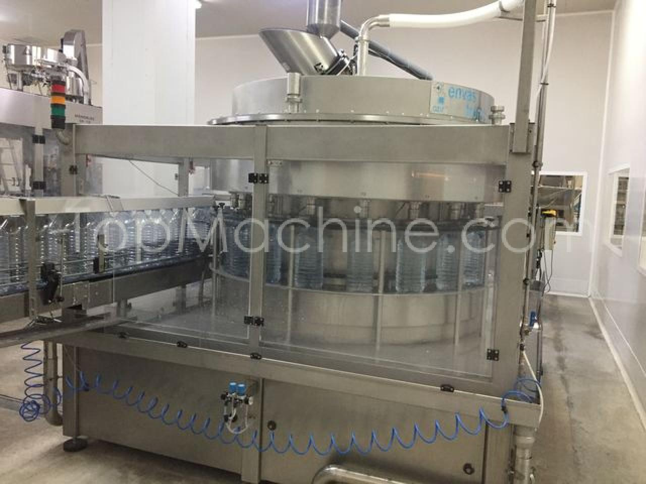 Used Envastronic Ozim Beverages & Liquids Mineral water filling