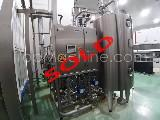 Used KHS Innofill DNVF-110 Beverages & Liquids Hot-Fill line