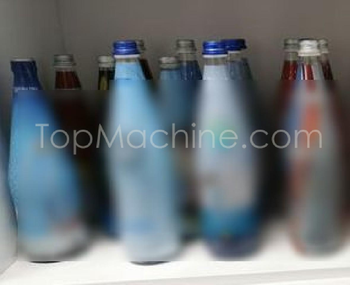 Used Finpac SHM HS Beverages & Liquids Sleever