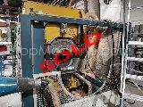 Used Sica TRS 110 800 Extrusion Pipe saw