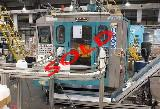 Used Techne System 4000 Twin Bottles, PET Preforms & Closures Extrusion Blow Molding