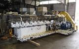 Used Battenfeld BEX 1-120-30B Extrusion PE/PP pipe line