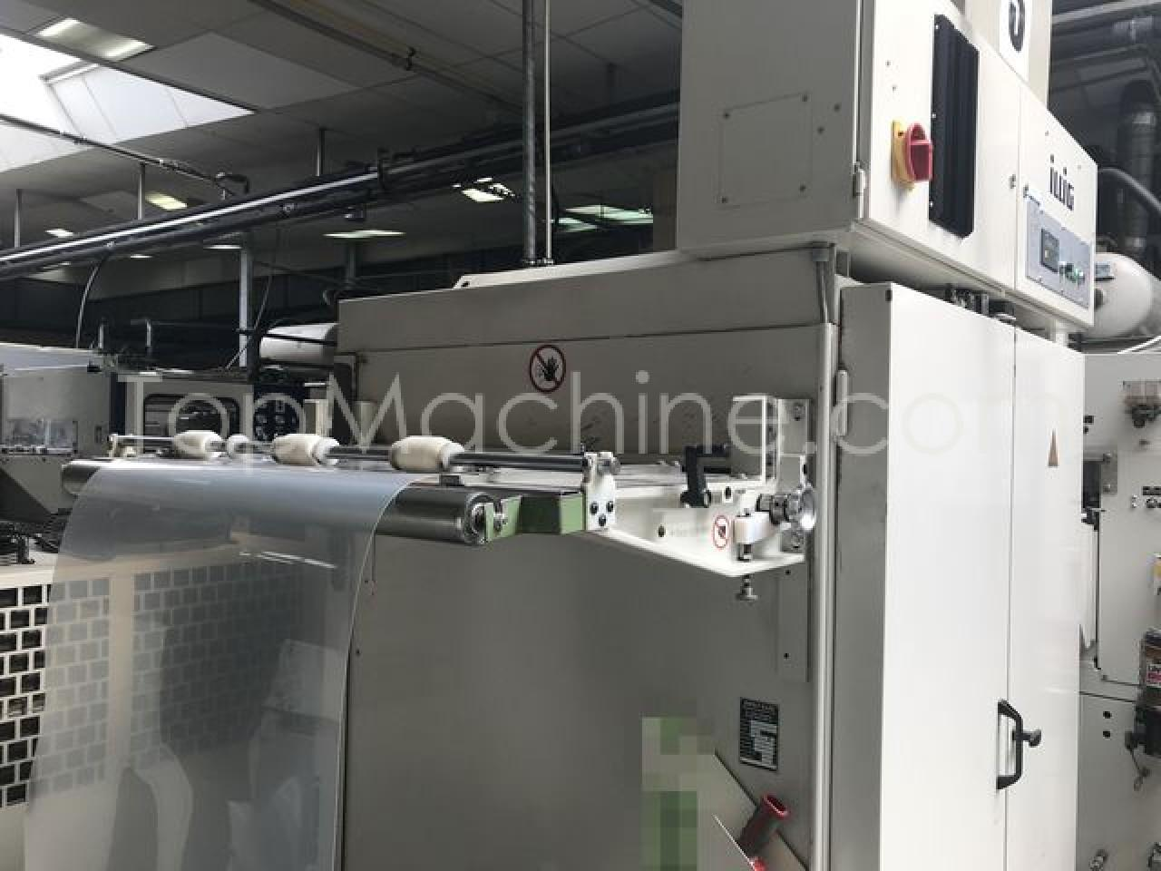 Used Illig RDM 70K Thermoforming & Sheet Thermoforming