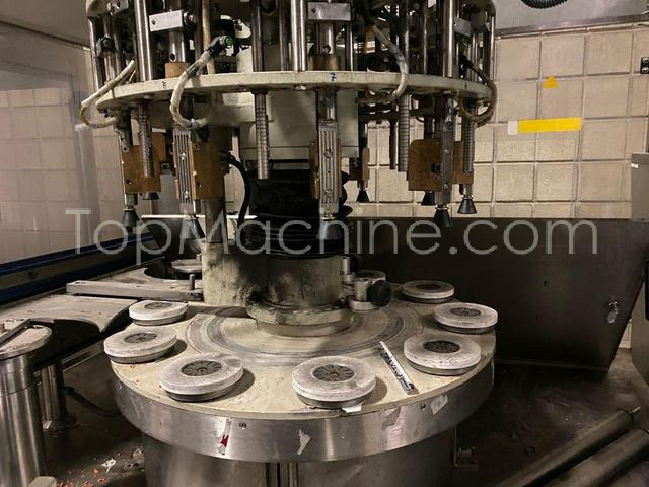 Used Filltec Varifill 32 /kk8 Beverages & Liquids Glass filling line