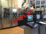 Used Sidel SBO 14 Combi Universal Beverages & Liquids Carbonated filling