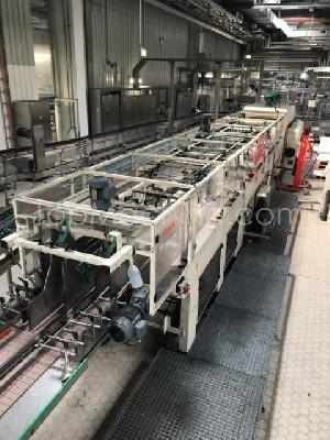 Used Sidel / Alsim P 54 / 54 -9 Beverages & Liquids Carbonated filling