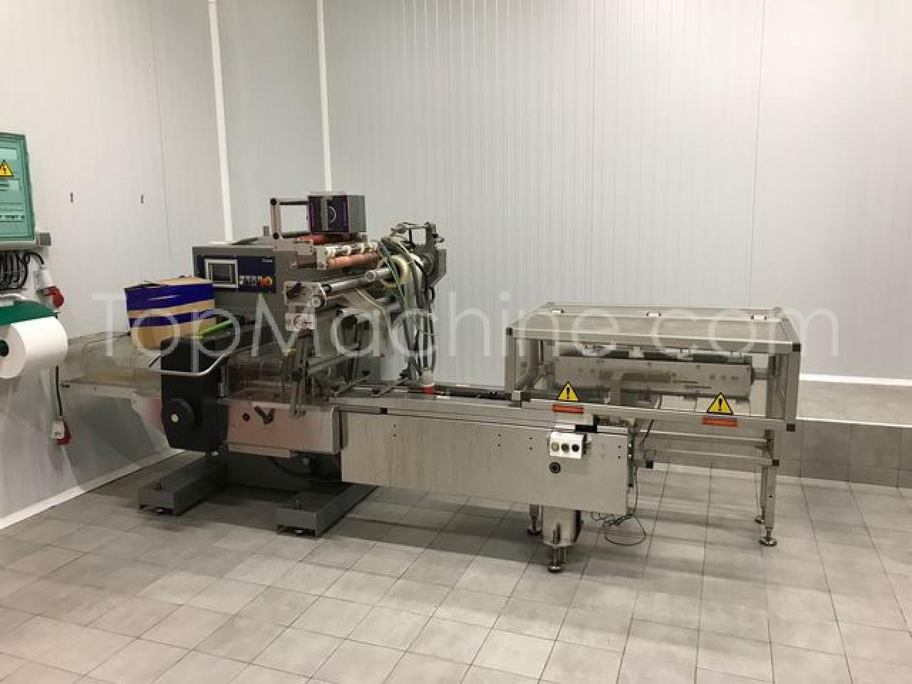 Used Aranow packing machinery Aranorth 10 Beverages & Liquids Other Liquids filling
