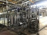 Used Tetra Pak Therm Aseptic Drink Dairy & Juices Pasteurizer