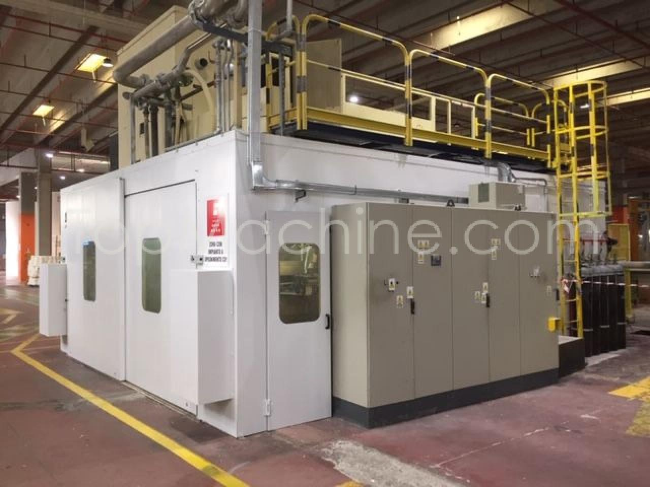 Used W+D 624 S Paper Tissue