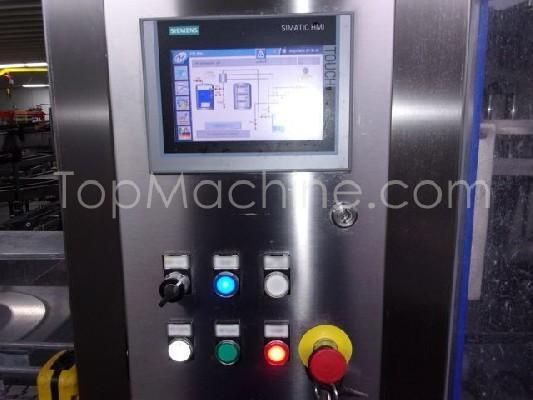 Used AVE ISO 40/8 Beverages & Liquids Beer filling line