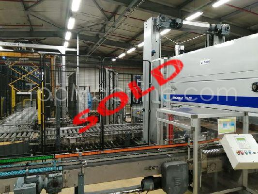 Used Sidel SF Combi Select BV 63 Beverages & Liquids Mineral water filling